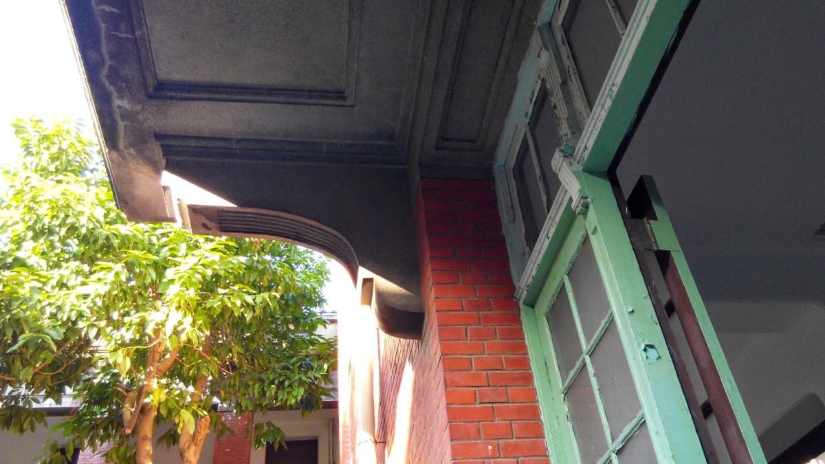 徐州校區校內一景