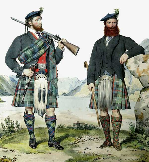 The History of the MacKenzie Clan - Outlander