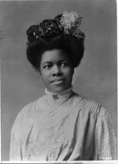 A snapshot biography of educator Nannie Helen Burroughs