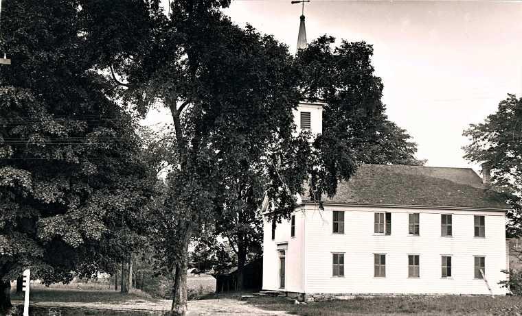 Easton HSE Baptist Church c1935