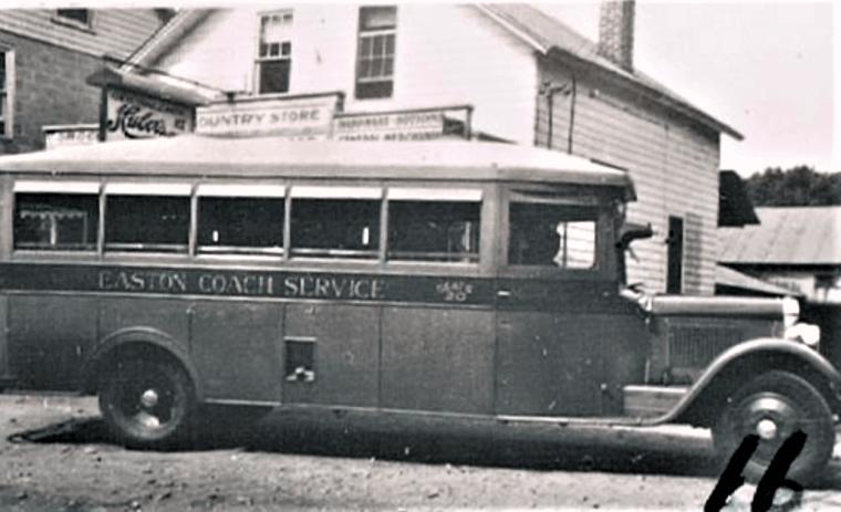 Easton HSE M1 Bus