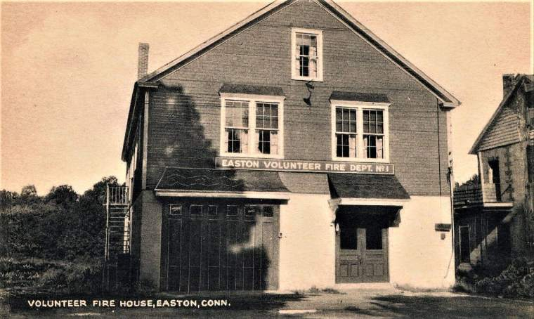 Easton HSE M 87 c. 1930 Firehouse
