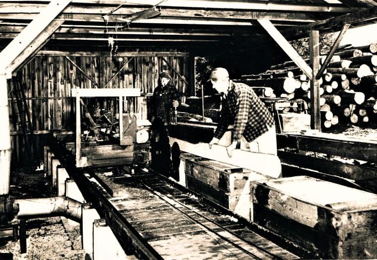 Easton HSE M15 Sawmill BHC