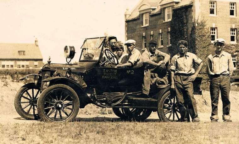 Easton HSE M16 Easton Forrest Rangers 1933