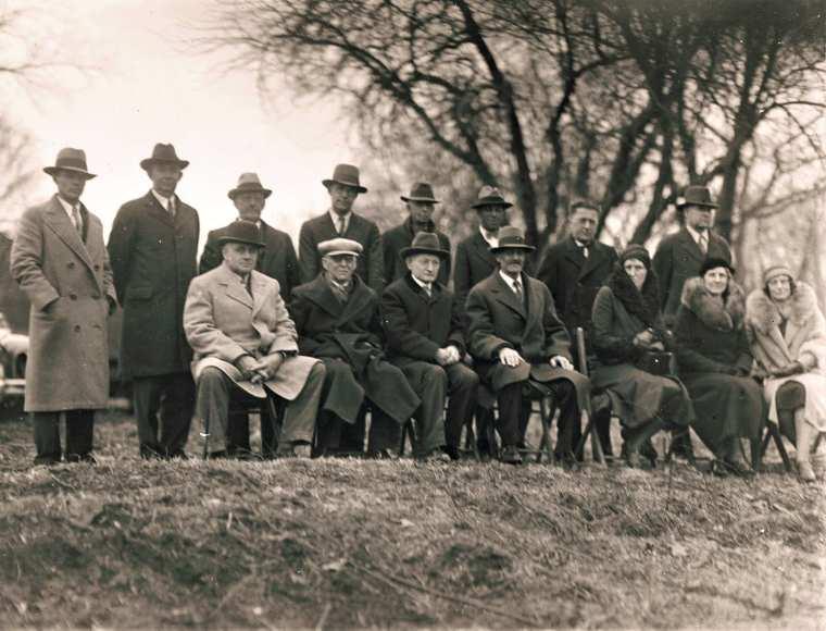 Easton HSE M79 Past Masters of Grange 1932