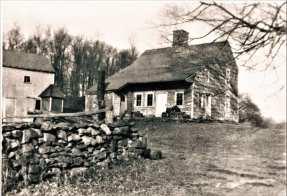 32 Bibbins Road. Ebenezer Hubbell Hosue c.1740