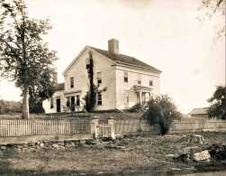 211 Center Road. Reverend James Johnson House c.1760