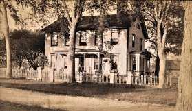 412 Sport Hill Road. Sherwood House c.1780