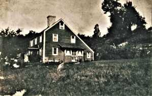 Easton HSE House 75 North Street, Jeb Curtis, c. 1790.