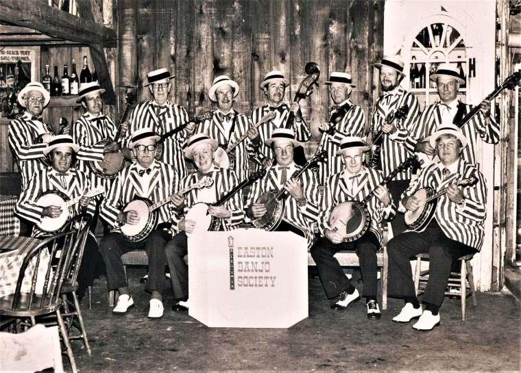 Easton HSE M90 Easton Banjo Society 1977