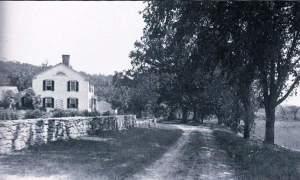 Ida Tarbell House, 1915.