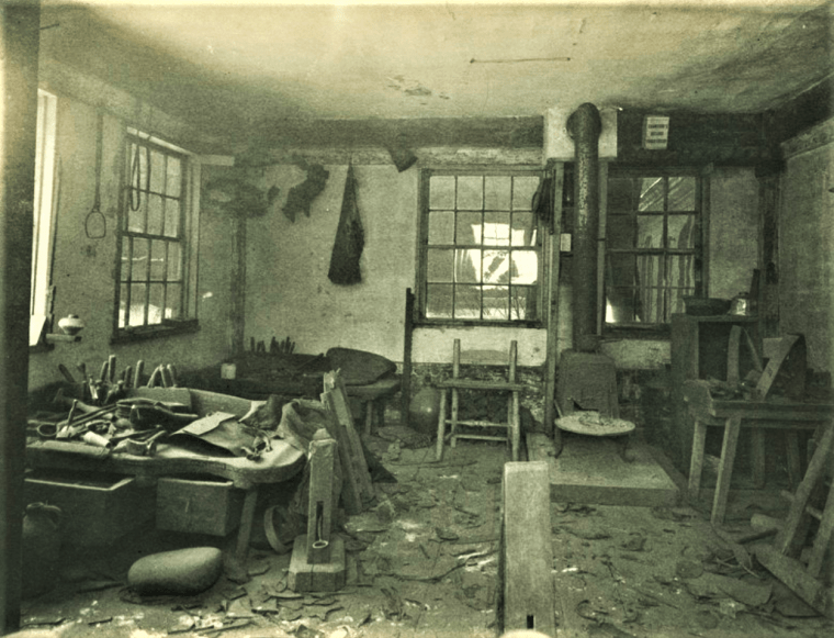 Easton HSE shoemaking