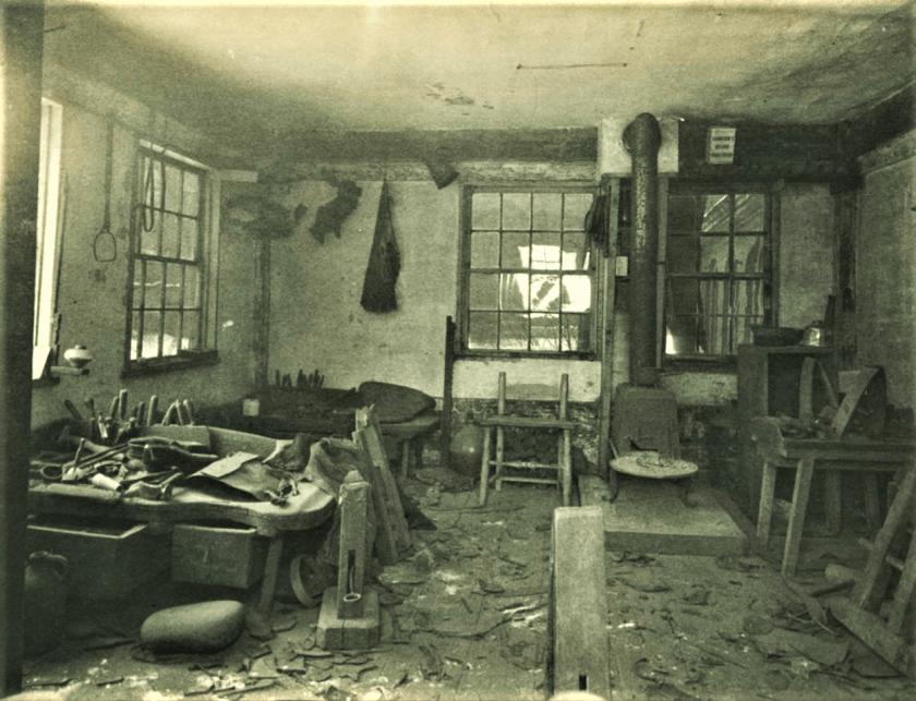 Easton HSE shoemaking