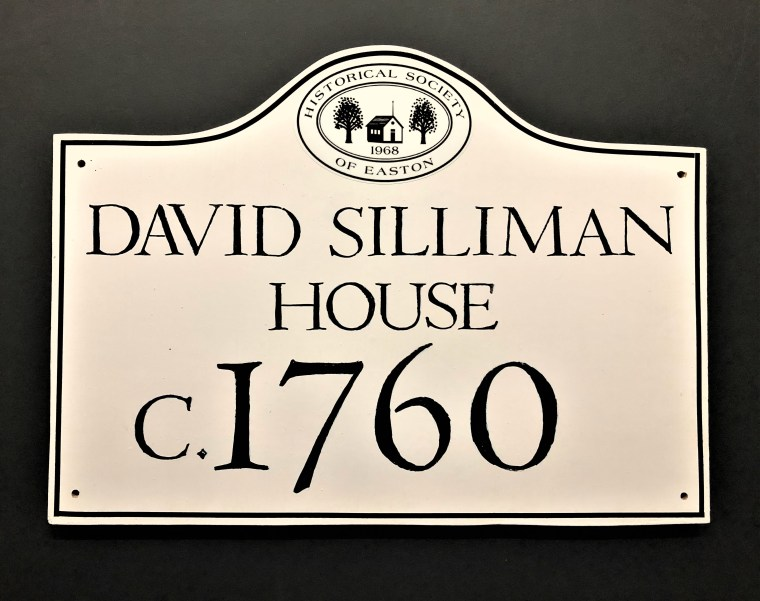 Easton HSE new plaque Silliman