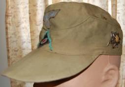 Gebirgs tropical cap. Order Catalog for http://soldat.com/ or Soldat FHQ on Facebook.