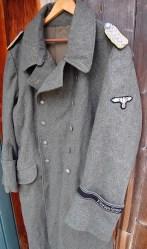 War pattern sz 40 overcoat. Order Catalog for http://soldat.com/ or Soldat FHQ on Facebook.