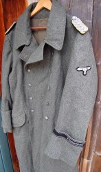 War pattern sz 40 overcoat. Order Catalog for http://soldat.com/ or Soldat FHQ on Facebook.