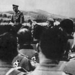 1942, Kraljevo, Serbia, Solders of the Wermacht