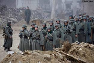 Re-enactors in Russia.