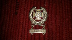 Seller/Item 004: Authentic American Rifle Award $5USD plus Shipping/Insurance