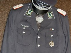 Luftwaffe GFP uniform. Order Catalog for http://soldat.com/ or Soldat FHQ on Facebook.