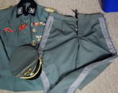 Sepp Dietrich uniform. Order Catalog for http://soldat.com/ or Soldat FHQ on Facebook.