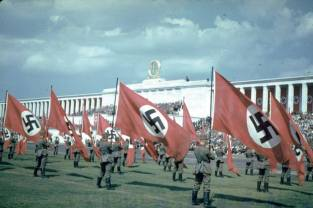 1937 Reich Party Congress, Nuremberg, Germany.