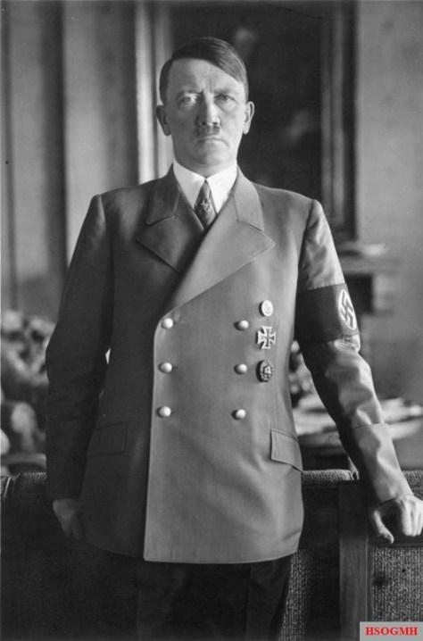 Hitler in 1938.