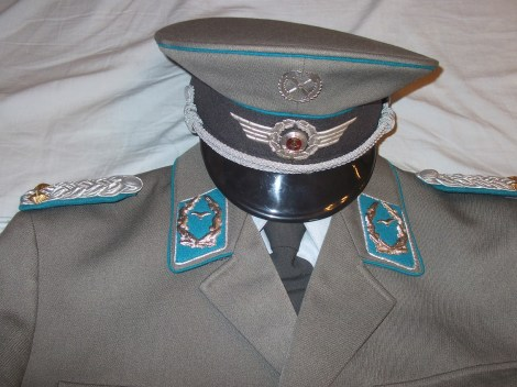 East German Luftwaffe
