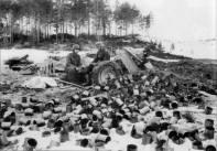 Empty Kartuschen of 7.5 cm infanteriegeschütz.