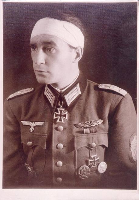 Captain Max Heimo Rehbein