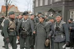 Waffen-SS Soldaten.