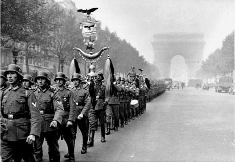 Heer in Paris.