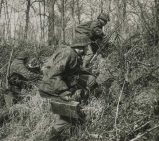 SS Soldats in action.