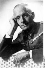 Hans Oster (August 9, 1887 – April 9, 1945) was a German Army general, deputy head of the Abwehr under Wilhelm Canaris, and an opponent of Adolf Hitler and Nazism. He was a leading figure of the German resistance from 1938 to 1943.