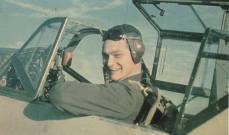 Walter Horten of III.-JG 26 in the cockpit of his Messerschmitt Bf 109 E.