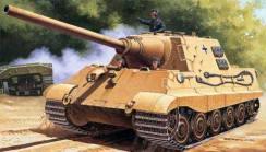 Jagdtiger- Heavy Tank Destroyer