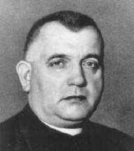 Slovakian President Jozef Tiso - former slovakian catholic priest.