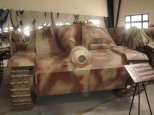 StuG III at the Musée des Blindés - Tank Museum - France.