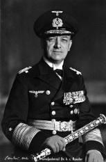 Admiral Erich Raeder