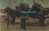 Junkers Ju 88 somewhere on the Eastern Front.