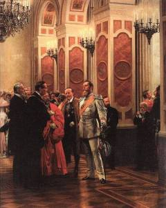 William allowed Frederick few official duties, such as attending balls and socializing with dignitaries.