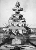 Battleship Scharnhorst.