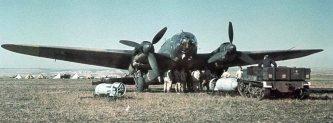 Heinkel He 111.
