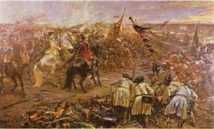 Battle of Zenta, Sept. 11, 1697, decisive military victory of Austrian forces over an Ottoman army at Zenta.