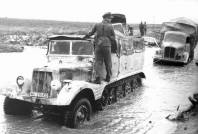 Towing issues on the Eastern Front.