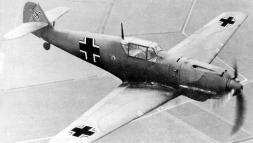 Messerschmitt Bf 109.