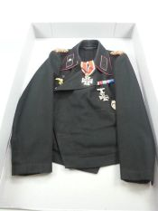 Panzer Uniform at the Bundeswehr Military History Museum