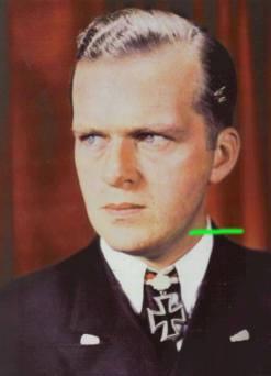 Fregattenkapitän Albrecht Brandi