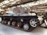 Soviet Armor at the The Bovington Tank Museum - England.